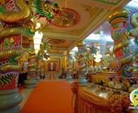 ศาลเจ้าหน่าจาซาไท้จื้อ อ่างศิลา ชลบุรี